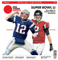 USA TODAY Sports 2017 Super Bowl Special Edition