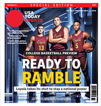 College Basketball Preview - 2018 Special Edition - Loyola Chicago Cover