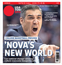 College Basketball Preview - 2018 Special Edition - Villanova Cover