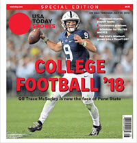 College Football 18 Special Edition - Penn State Cover