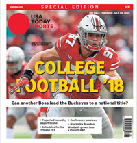 College Football 18 Special Edition - Ohio State Cover