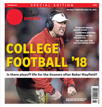 College Football 18 Special Edition - Oklahoma Cover