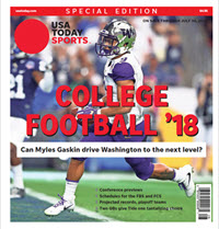 College Football 18 Special Edition - Washington Cover