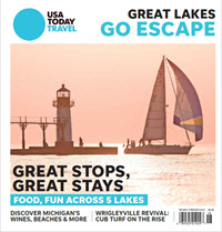 Great Lakes - Go Escape 2018