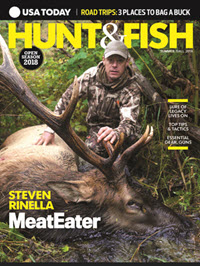 USA TODAY Hunt & Fish Magazine — Summer/Fall 2018