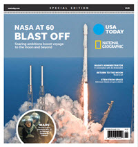 USA TODAY - NASA 2018