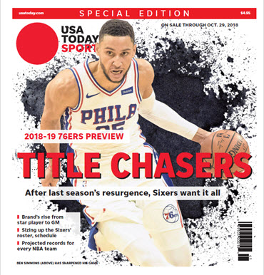 76ers Preview 2018-19 - Special Edition MAIN