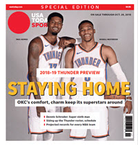 Thunder Preview 2018-19 - Special Edition