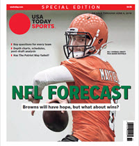 USA TODAY Sports  Special Edition - NFL Forecast  2018 - Browns Cover