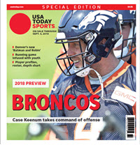 2018 NFL Preview Special Edition - Broncos Preview