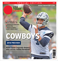 2018 NFL Preview Special Edition - Cowboys Preview