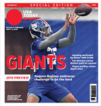 2018 NFL Preview Special Edition - Giants Preview