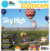 Texas and Southwest - Go Escape - Winter 2019