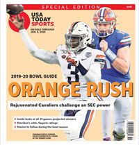 2019 College Bowl Guide Special Edition - Orange Bowl Cover THUMBNAIL