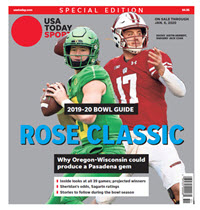 2019 College Bowl Guide Special Edition - Rose Bowl Cover THUMBNAIL