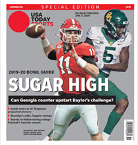 2019 College Bowl Guide Special Edition - Sugar Bowl Cover THUMBNAIL