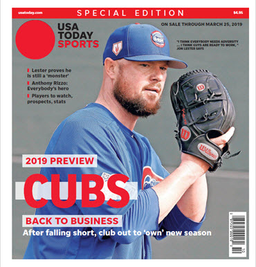 Cubs 2019 Preview Special Edition MAIN