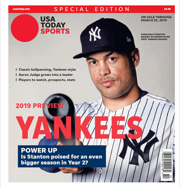Yankees 2019 Preview Special Edition MAIN