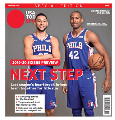 NBA Preview 2019-20 - Special Edition - 76ers Preview MAIN
