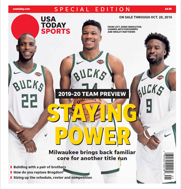 NBA Preview 2019-20 - Special Edition - Bucks Preview MAIN