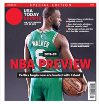 NBA Preview 2019-20 - Special Edition - Celtics Cover THUMBNAIL