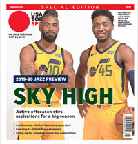 NBA Preview 2019-20 - Special Edition - Jazz Preview THUMBNAIL