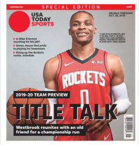 NBA Preview 2019-20 - Special Edition - Rockets Preview THUMBNAIL