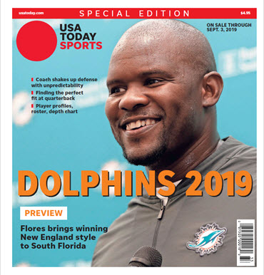 2019 NFL Preview Special Edition - Dolphins Preview MAIN