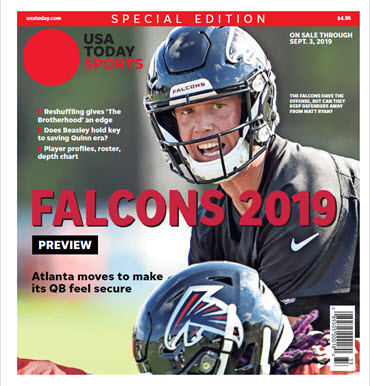 2019 NFL Preview Special Edition - Falcons Preview MAIN