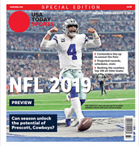 2019 NFL Preview Special Edition - Cowboys Cover THUMBNAIL