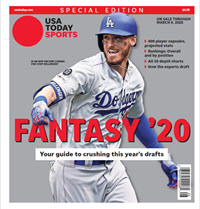 Fantasy Baseball 2020 Special Edition - Cody Bellinger Cover THUMBNAIL