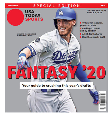 Fantasy Baseball 2020 Special Edition - Cody Bellinger Cover MAIN