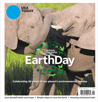 USA TODAY - National Geographic - Earth Day THUMBNAIL