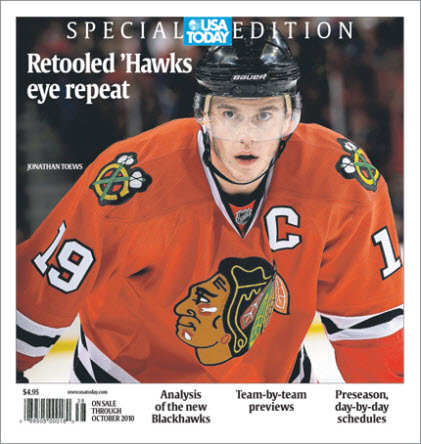 Blackhawks NHL Preview - 2010 Special Edition
