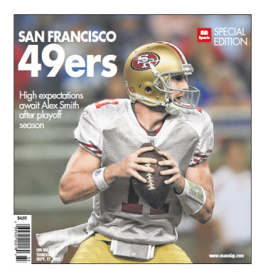 NFL Preview - 49ers Cover