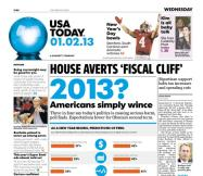 01/02/2013 Issue of USA TODAY