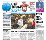 01/02/2014 Issue of USA TODAY