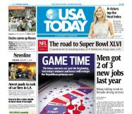 01/03/2012 Issue of USA TODAY