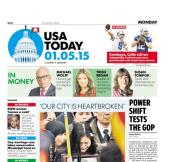 01/05/2015 Issue of USA TODAY