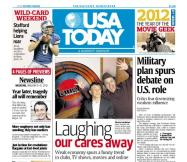 01/06/2012 Issue of USA TODAY
