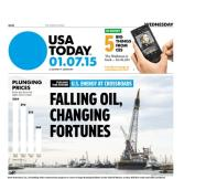01/07/2015 Issue of USA TODAY