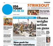 01/10/2013 Issue of USA TODAY
