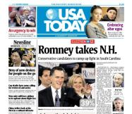 01/11/2012 Issue of USA TODAY