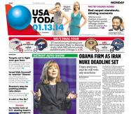 01/13/2014 Issue of USA TODAY