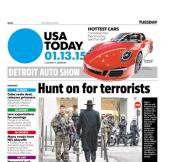 01/13/2015 Issue of USA TODAY
