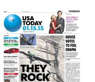 01/15/2015 Issue of USA TODAY