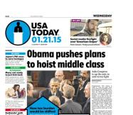 01/21/2015 Issue of USA TODAY