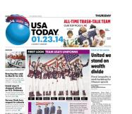 01/23/2014 Issue of USA TODAY