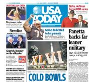01/27/2012 Issue of USA TODAY