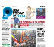 01/27/2014 Issue of USA TODAY